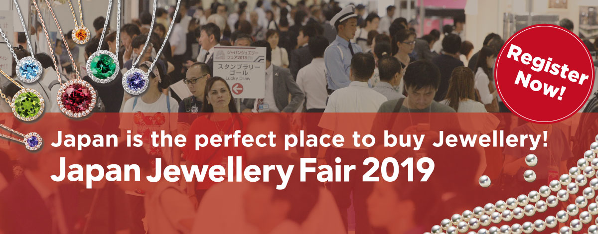 Japan Jewellery Fair | TOP