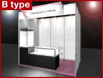 Designers & Craftsmen Pavilion B type Image